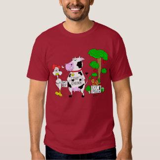 Veggies Against Vegetarianism T-Shirt