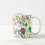 veggies and fruits mug