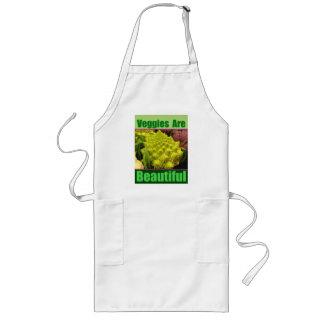 """""""Veggies are Beaautiful"""" apron"""