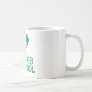 Veggies are cool with carrot coffee mug
