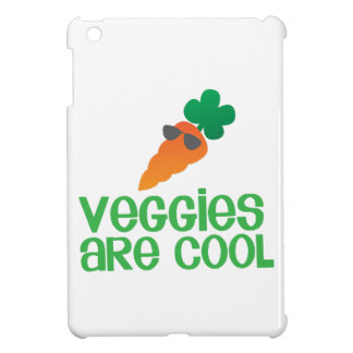 Veggies are cool with carrot iPad mini cases