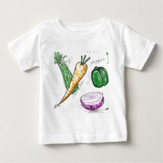 Veggies Baby T-Shirt