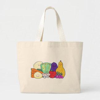 Veggies Jumbo Tote Bag