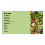 Veggies Business Cards