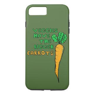 Veggies' Carrots iPhone 8 Plus/7 Plus Case