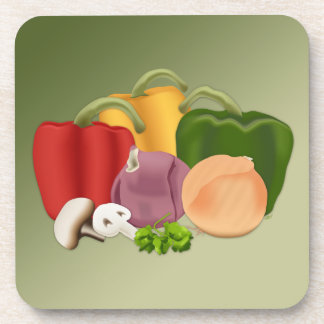 Veggies Coaster