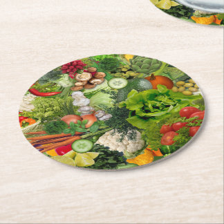 Veggies Coasters