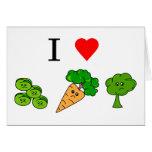 veggies del corazón i felicitaciones