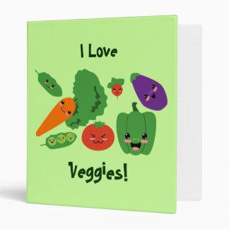 """Veggies felices carpeta 1"""""""