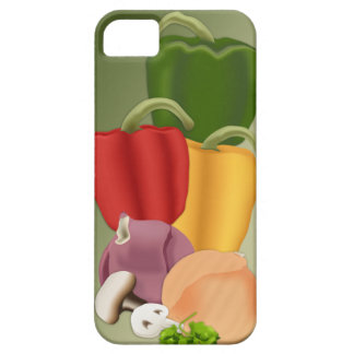 Veggies iPhone SE/5/5s Case
