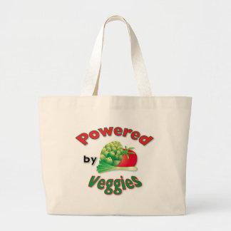 Veggies Large Tote Bag