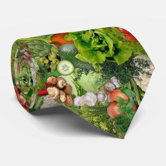 Veggies Neck Tie