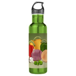 Veggies 24oz Water Bottle