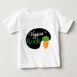 Veggies Rock Infant T-shirt