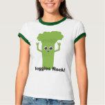 Veggies Rock! T-Shirt