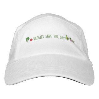 Veggies Save The Day Running Hat