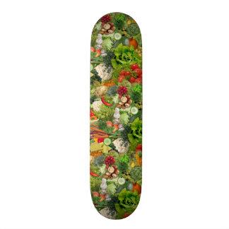 Veggies Skateboard