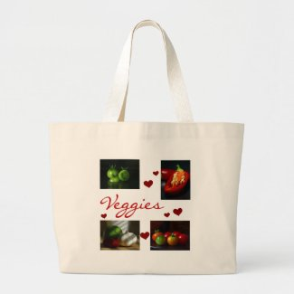Veggies T-shirts and Gifts bag