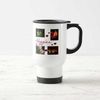 Veggies T-shirts and Gifts Coffee Mugs