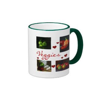 Veggies T-shirts and Gifts Mug