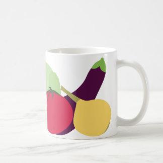 ¡Veggies Taza De Café