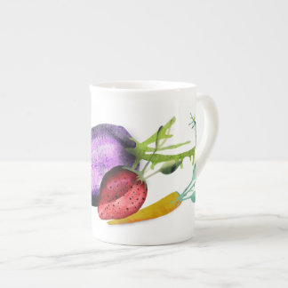 Veggies Tea Cup