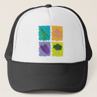 Veggies Trucker Hat