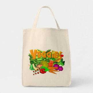 Veggies  vegetable salad by Valxart- Tote Bag