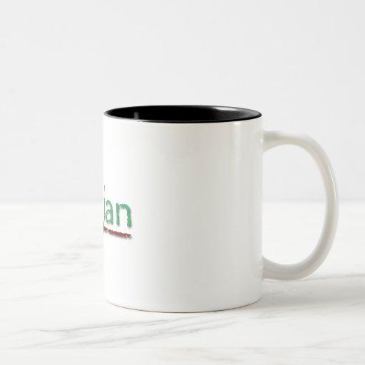 Vegian de moda tazas de café