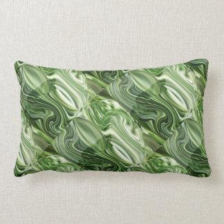 Vegies verde exótico: OneOFaKIND colorido Almohada