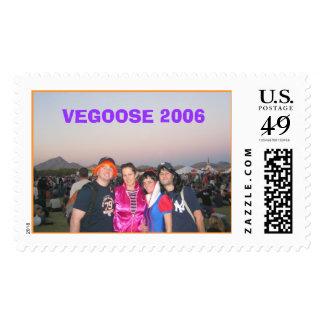 VEGOOSE 2006 STAMPS