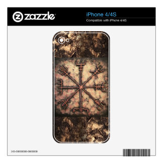 Vegvisir Decal For iPhone 4S