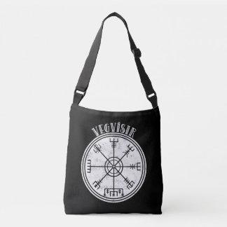 VEGVISIR  Icelandic Magical Stave Crossbody Bag