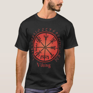 Vegvisir Men T-Shirt L by Nellis Eketorp