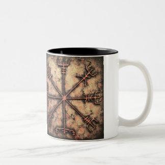 Vegvisir Two-Tone Coffee Mug