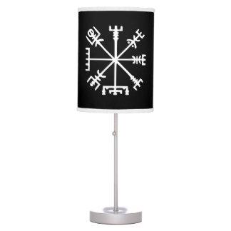 Vegvísir (Viking Compass) Desk Lamp