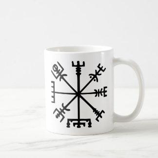 Vegvísir (Viking Compass) Coffee Mug
