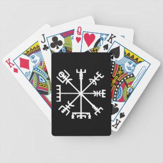 Vegvísir Viking Compass Card Deck