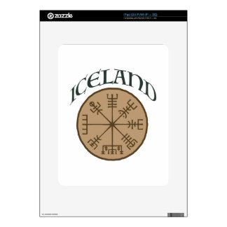 Vegvsir Stave Sigil Decals For The iPad