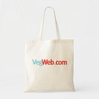 VegWeb.Com Tote Bag