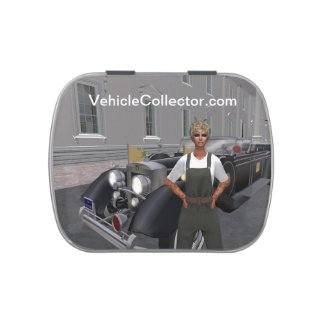 Vehicle Collector Jelly Bellies Jelly Belly Candy Tins