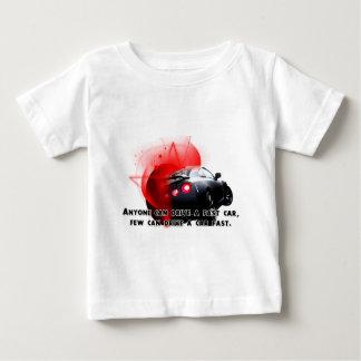 Vehicle Lovers Baby T-Shirt