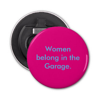 Vehicle Repair Automotive Garage Bottle Opener