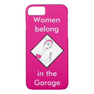 Vehicle Repair Automotive Garage iPhone 7 Case