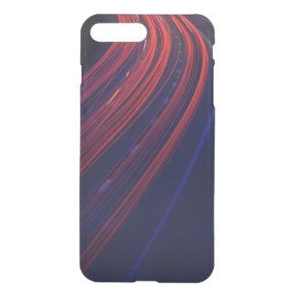 Vehicle Traffic Tail Light Trails iPhone 8 Plus/7 Plus Case