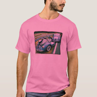 vehicle with vehicle  trailor T-Shirt