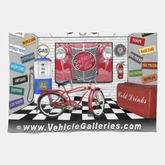 VehicleGalleries.com gifts Kitchen Towel