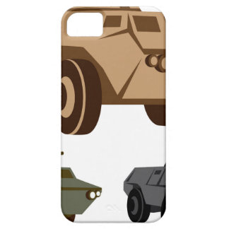 Vehículo blindado de transporte de personal de APC iPhone 5 Carcasa