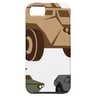 Vehículo blindado de transporte de personal de APC iPhone 5 Fundas