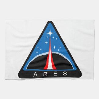 Vehículo de lanzamiento de Ares Toalla De Cocina